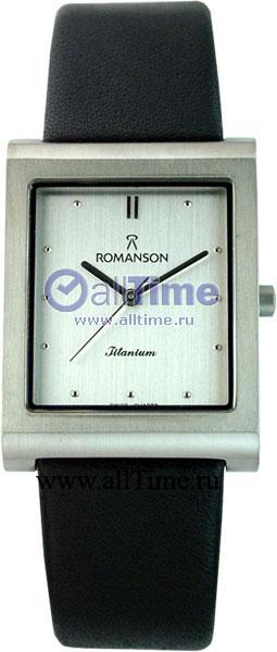 Romanson часы мужские титановые наручные часы наручные водонепроницаемые с подсветкой мужские