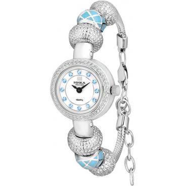 Купить Женские российские серебряные наручные часы Ника 0072.2.9.16E ... c628b1ea0b1