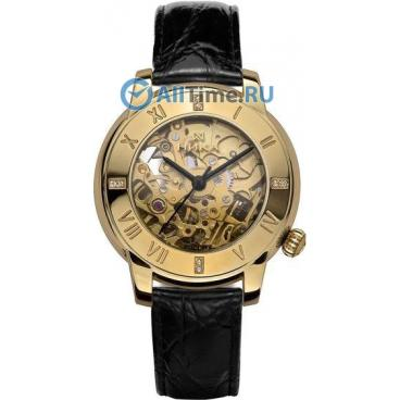 807f4840e568 Женские российские механические золотые наручные часы Ника 1004.2.3.01B 1