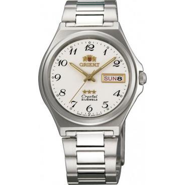 Купить Мужские японские механические наручные часы Orient AB02004W ... 67b00aed65f07