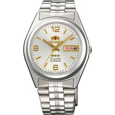 78d3c013 Купить Мужские японские механические наручные часы Orient AB04004W ...