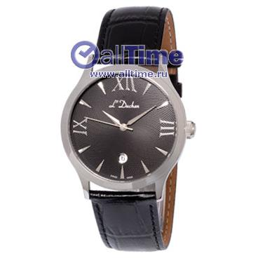 Мужские наручные швейцарские часы l duchen купить часы филип лоуренс официальный сайт